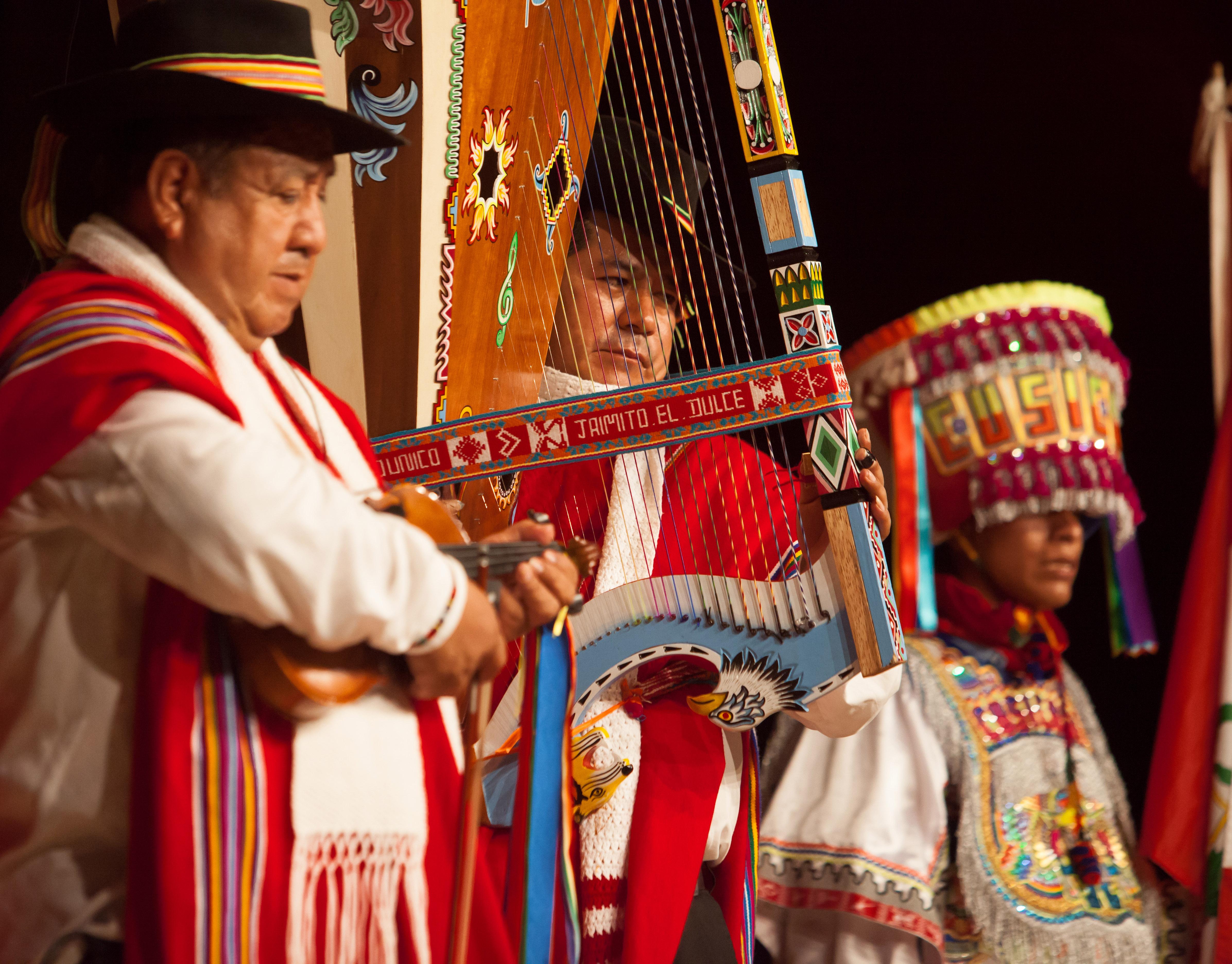 Les Tijeras du perou - Peru