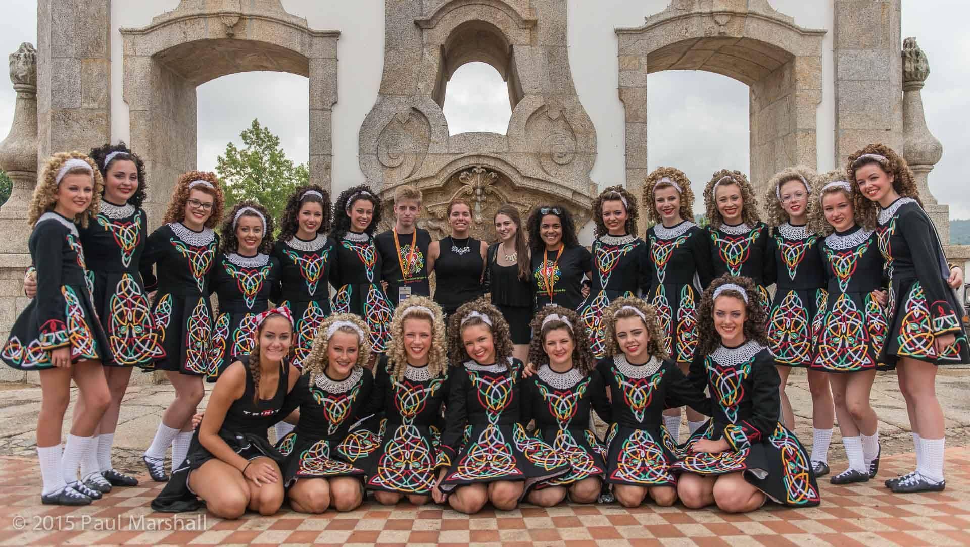 Trinity Irish Dancers - Ierland