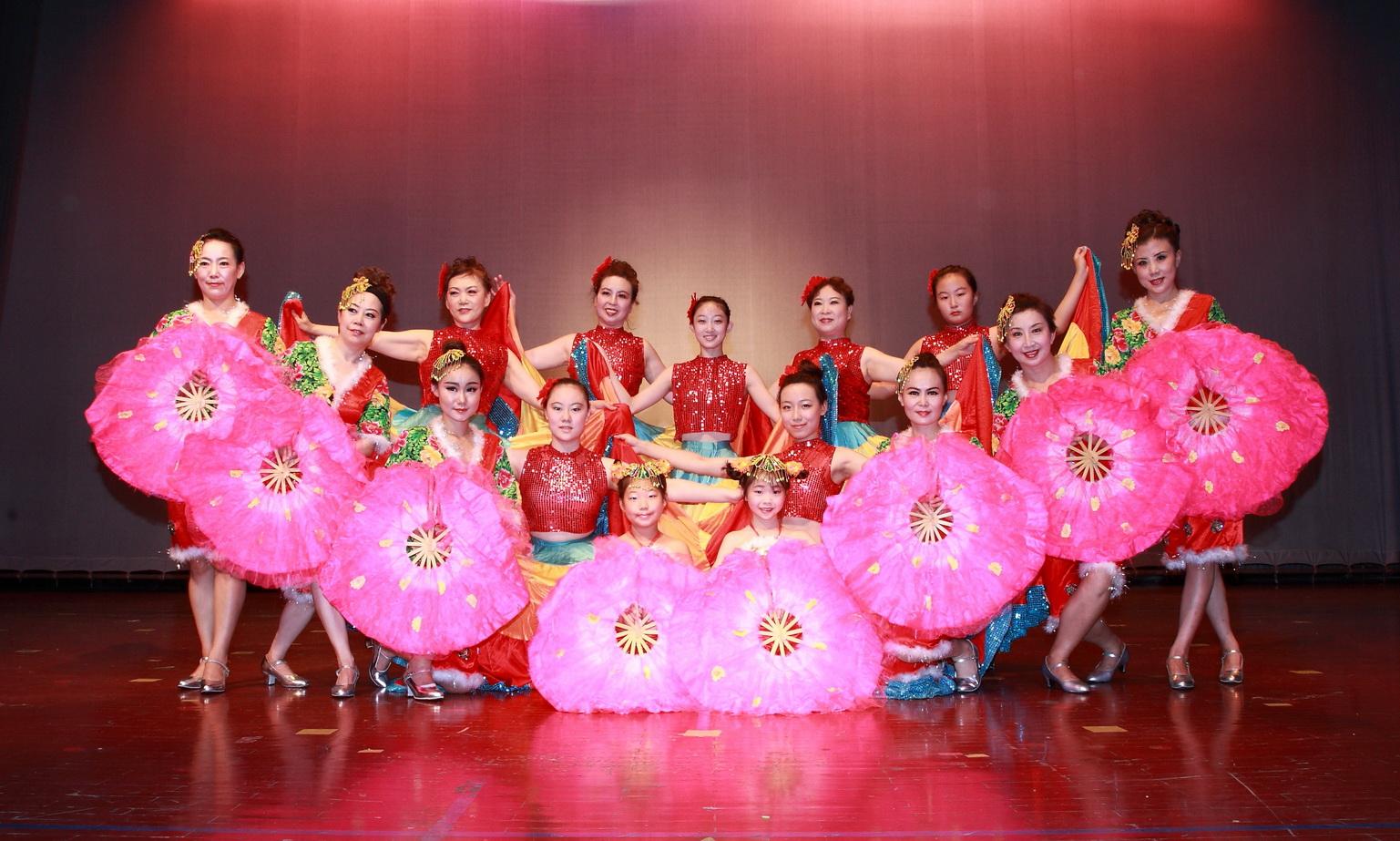 Anshan Folk art group - China